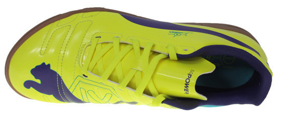 102966 04 halowe PUMA EVOPOWER 4 IT JUNIOR