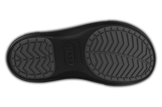 BOTY CROCS CROCBAND II.5 CINCH 201383 BLACK