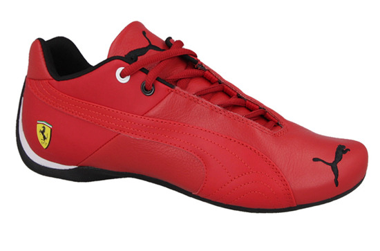 BUTY PUMA FUTURE CAT LEATHER SF FERRARI 305735 01