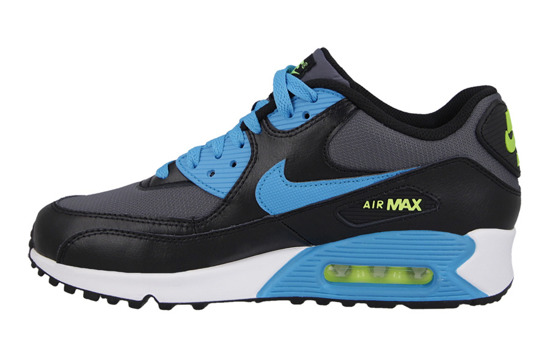 WOMEN'S SHOES  NIKE AIR MAX 90 (GS) MESH 724824 004