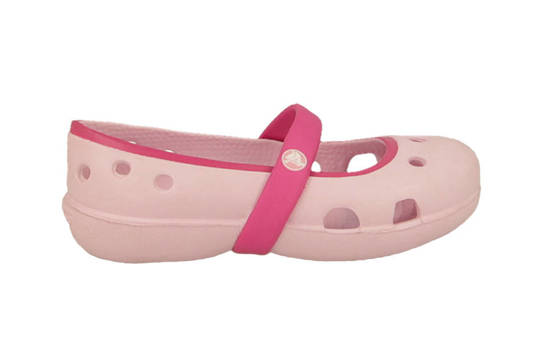 CHILDREN'S SHOES 10694 BUBBLEGUM/FUCHSIA KEELEY GIRLS