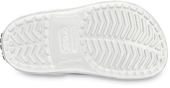 CHILDREN'S SHOES CROCS CROCBAND KIDS 10998 WHITE