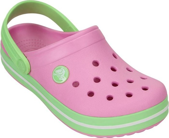 CHILDREN'S SHOES CROCS CROCBAND KIDS CARNATION 10998
