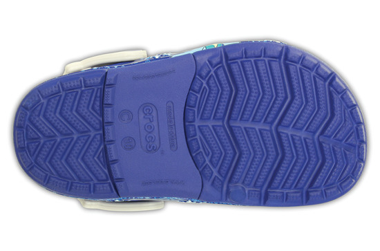 CHILDREN'S SHOES CROCS FROZEN CLOG 202357 BLUE