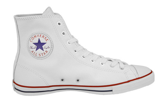 CONVERSE SHOES CHUCK TAYLOR LEATHER 544852C