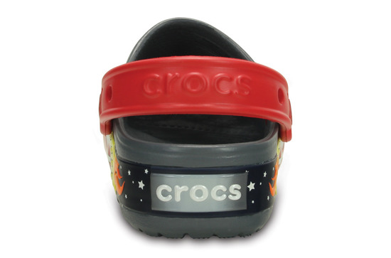 CROCS SHOES FLIP-FLOPS LIGHTS GALACTIC 201403