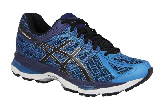 MEN'S RUNNING SHOES ASICS GEL CUMULUS 17 T5D3N 4090