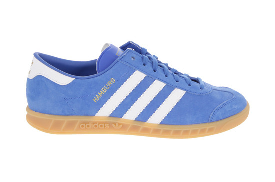 MEN'S SHOES ADIDAS ORIGINALS HAMBURG S76697