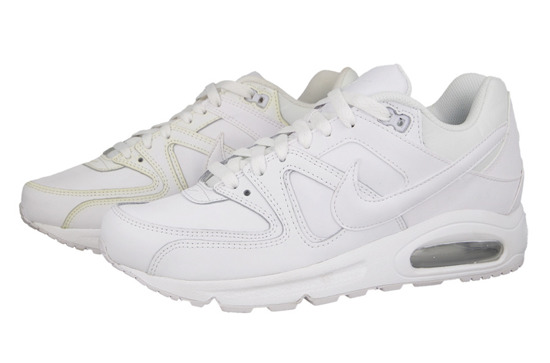 MEN'S SHOES NIKE AIR MAX COMMAND LEATHER 749760 102 POWYSTAWOWE