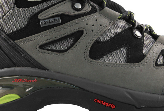MEN'S SHOES SALOMON COMET 3D GORE-TEX GTX 328087