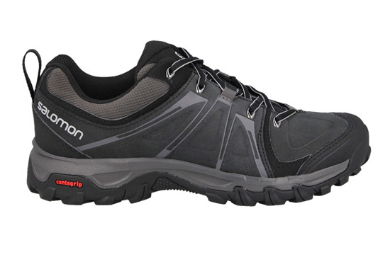 MEN'S SHOES SALOMON EVASION LEATHER 376895