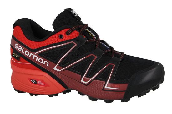 MEN'S SHOES SALOMON SPEEDCROSS VARIO GORE TEX 390687