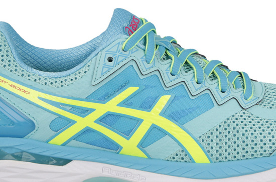 WOMEN'S SHOES ASICS GT-2000 4 T656N 7807