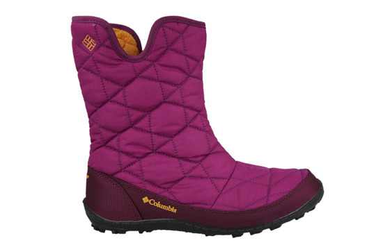 WOMEN'S SHOES COLUMBIA YOUTH MINX  BY1329 519