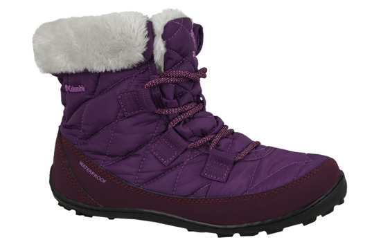 WOMEN'S SHOES COLUMBIA YOUTH MINX BY1334 592