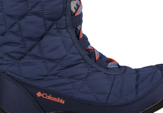 WOMEN'S SHOES COLUMBIA YOUTH MINX MID BY1336 478