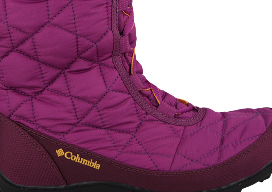 WOMEN'S SHOES COLUMBIA YOUTH MINX MID BY1336 519
