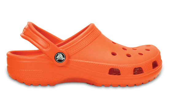 WOMEN'S SHOES CROCS CLASSIC 10001 TANGERINE
