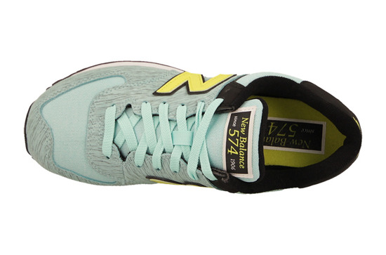 WOMEN'S SHOES NEW BALANCE WL574WTD SWEATSHIRT PACK