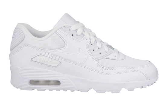WOMEN'S SHOES NIKE AIR MAX 90 MESH (GS) 833418 100