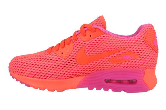 WOMEN'S SHOES NIKE AIR MAX 90 ULTRA BREATHE 725061 800