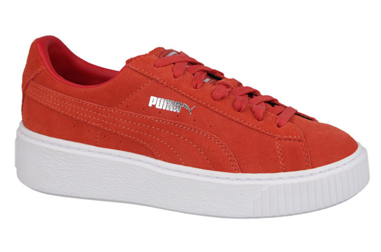 WOMEN'S SHOES PUMA SUEDE PLATFORM 362223 03