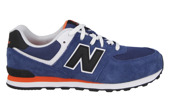 WOMEN'S SHOES  NEW BALANCE KL574MTG
