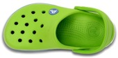 CHILDREN'S SHOES CROCS CROCBAND KIDS 10998 GREEN