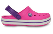 CHILDREN'S SHOES CROCS CROCBAND KIDS 10998 MAGENTA