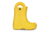 CHILDREN'S SHOES CROCS HANDLE RAIN BOOT 12803 YELLOW