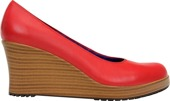 CROCS CLOSED TOE D Red 14700