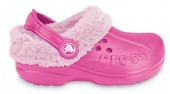 CROCS SHOES FLIP-FLOPS BLITZEN  10799 FUCHSIA