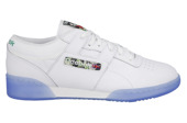 MEN'S SHOES REEBOK WORKOUT LO CLEAN V67875