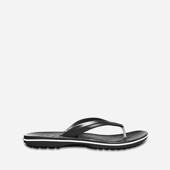 WOMEN'S FLIP FLOP SHOES CROCS CROCBAND FLIP 11033 BLACK