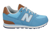 WOMEN'S SHOES NEW BALANCE KL574U9G