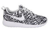 WOMEN'S SHOES NIKE ROSHE ONE PRINT 599432 110