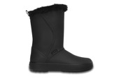 WOMEN'S SHOES SNOW BOOTS  CROCS COLORLITE MID 201817 BLACK