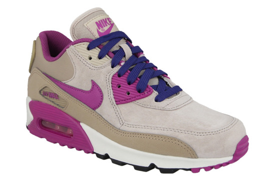 DAMEN SCHUHE NIKE AIR MAX 90 LEATHER 768887 200