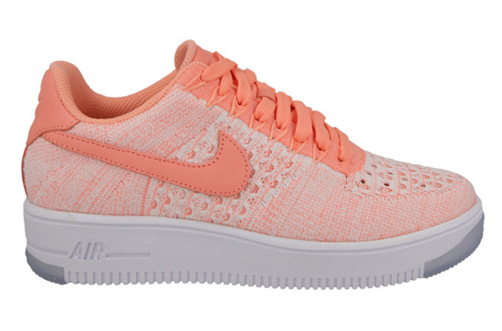DAMEN SCHUHE NIKE W AIR FORCE 1 FLYKNIT LOW 820256 600