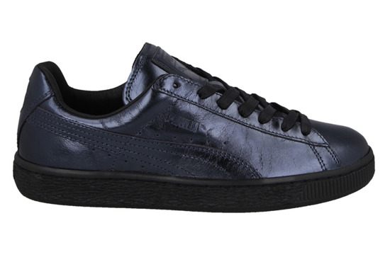DAMEN SCHUHE PUMA BASKET METALLIC 362057 02