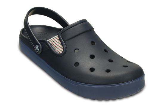 HERREN SCHUHE CROCS CITI LANE FLASH CLOG 203164 BLAU