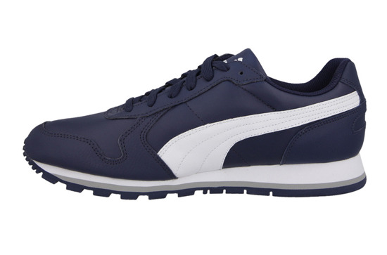 HERREN SCHUHE PUMA ST RUNNER FULL LEATHER 359130 02