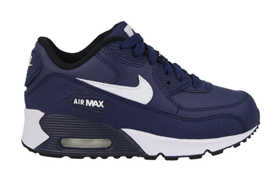 KINDER SCHUHE NIKE AIR MAX 90 LTHR (PS) 724822 401