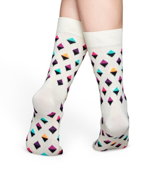 SOCKEN HAPPY SOCKS MDI01 1000 36-40