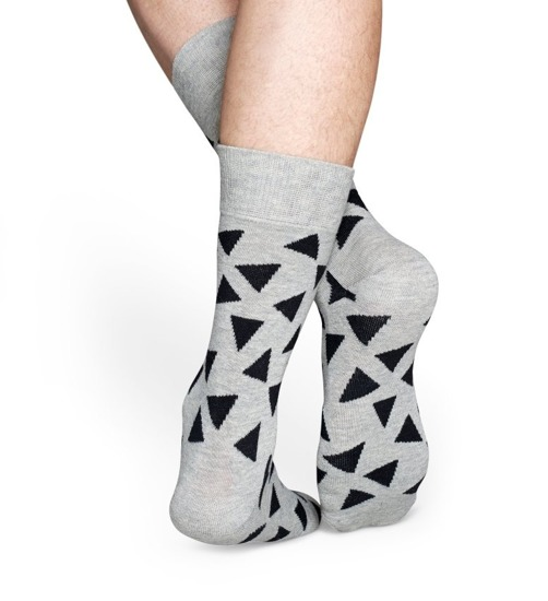 SOCKEN HAPPY SOCKS TRI01 9000