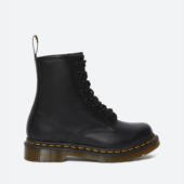 DAMEN SCHUHE DR.MARTENS 1460 BLACK SMOOTH