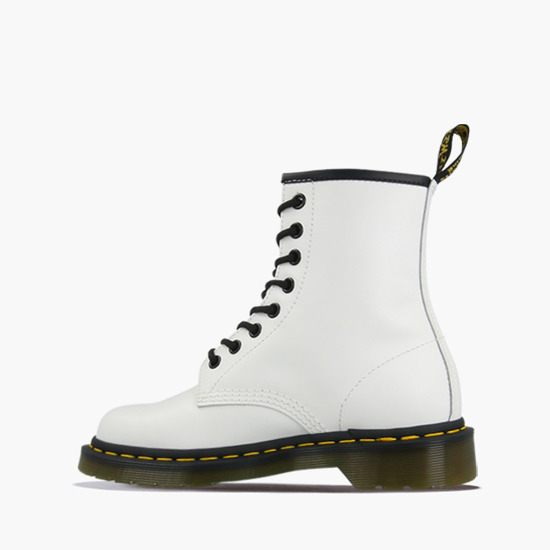 BUTY DR.MARTENS GLANY 1460 WHITE SMOOTH