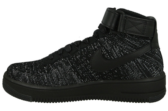 BUTY NIKE AIR FORCE 1 FLYKNIT 818018 002