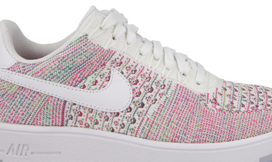 BUTY NIKE AIR FORCE 1 FLYKNIT LOW 820256 102