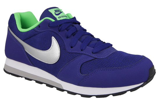 BUTY NIKE MD RUNNER 2 (GS) 807316 400